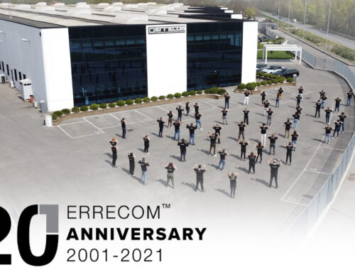 20 Years of Innovation and Evolution for Errecom