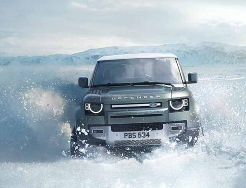 Jaguar Land Rover to employ Panasonic nanoe X technology